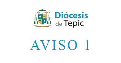 Ejemplo de Aviso Diocesano 01
