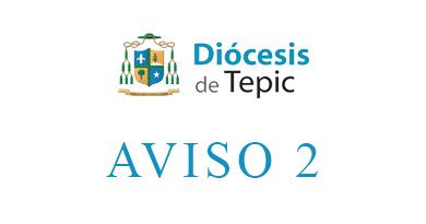 Ejemplo de Aviso Diocesano 02