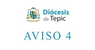 Ejemplo de Aviso Diocesano 04