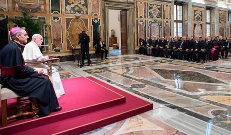 Papa Francisco asegura que el cristiano debe renovar su fe en Cristo todos los días