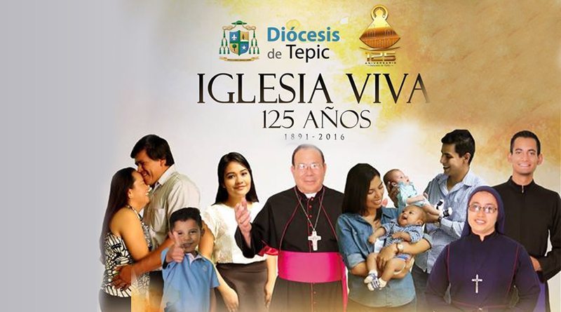 125 años de la creación de la Diócesis de Tepic