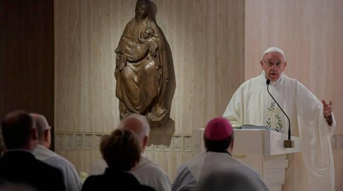 ¿Quieres echar de ti el egoísmo, la codicia y la soberbia? El Papa te da este consejo.