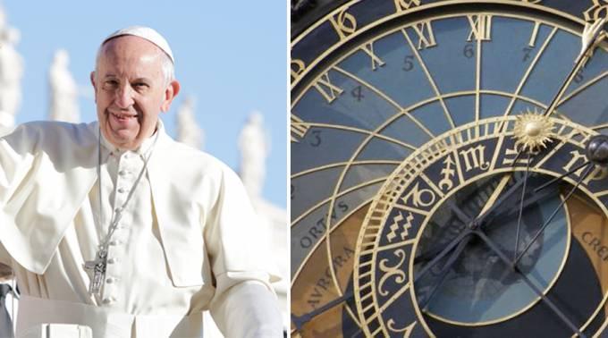 ¿Lees horóscopos para conocer el futuro? El Papa tiene una advertencia para ti