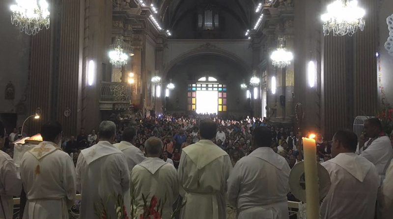 Fiesta de la Iglesia por zonas
