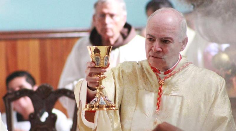 Homilía del Cardenal Carlos Aguiar Retes, Arzobispo de Tlalnepantla.