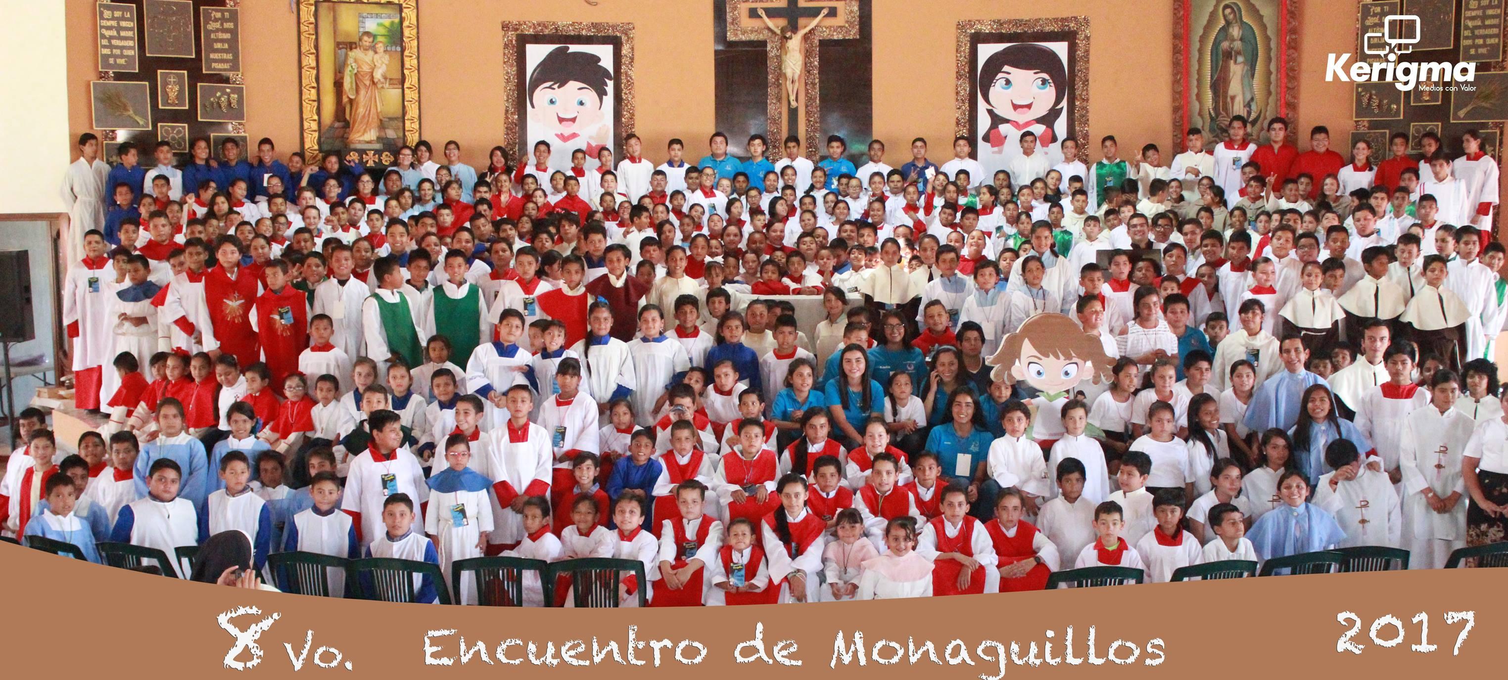 8vo Encuentro de Monaguillos