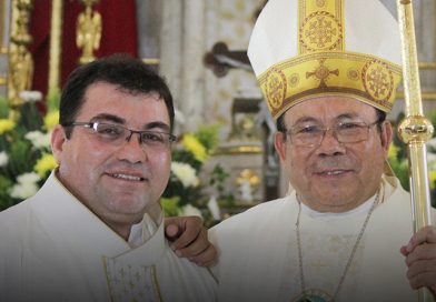 Ordenación Presbiteral de Miguel Ángel Navarro Ocegueda