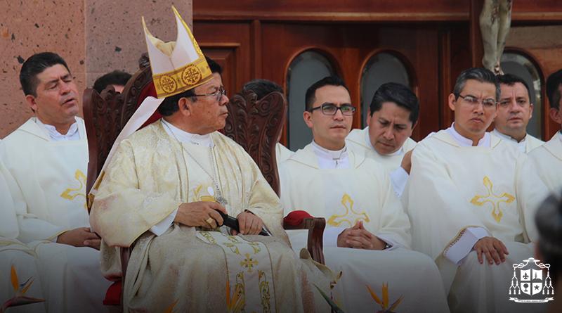 [Homilía] Ordenación sacerdotal VICTOR ROSARIO FLORES GUZMAN