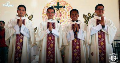 4 nuevos Diáconos para la Iglesia Diocesana de Tepic