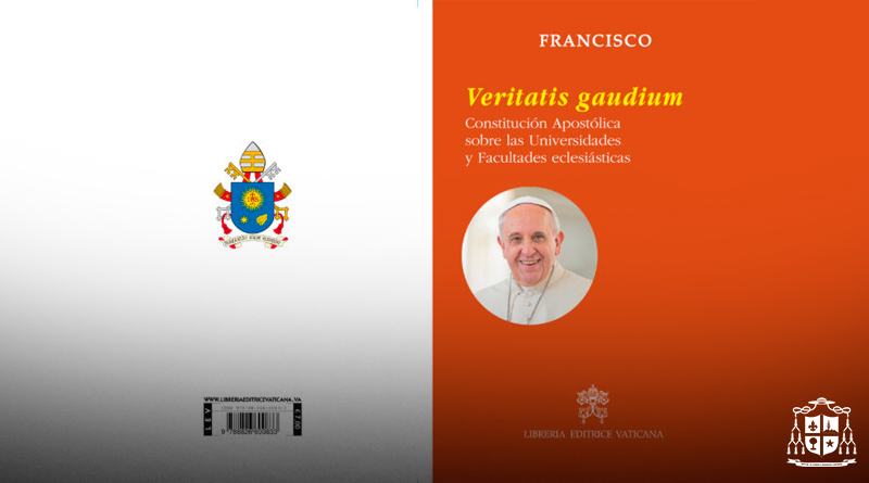 'Veritatis Gaudium', nueva constitución apostólica sobre las universidades y facultades eclesiásticas.