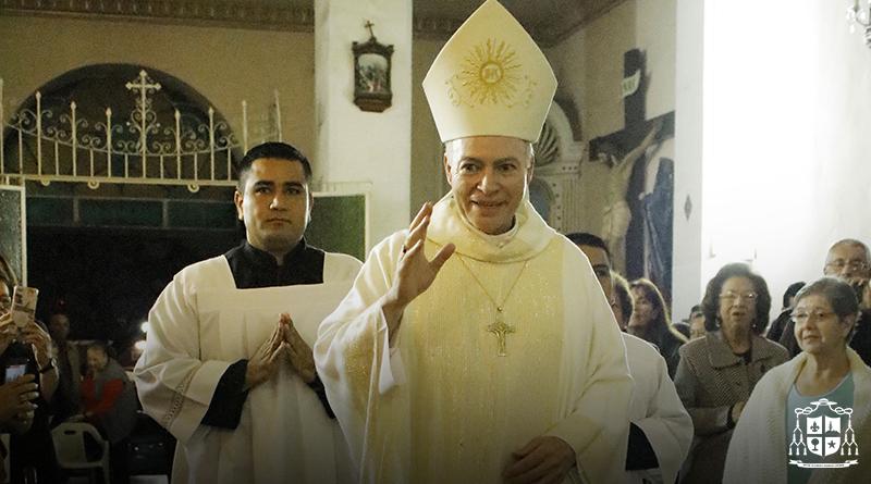 [HOMILÍA] Cardenal Carlos Aguiar Retes | Rectoría de los Sagrados Corazones