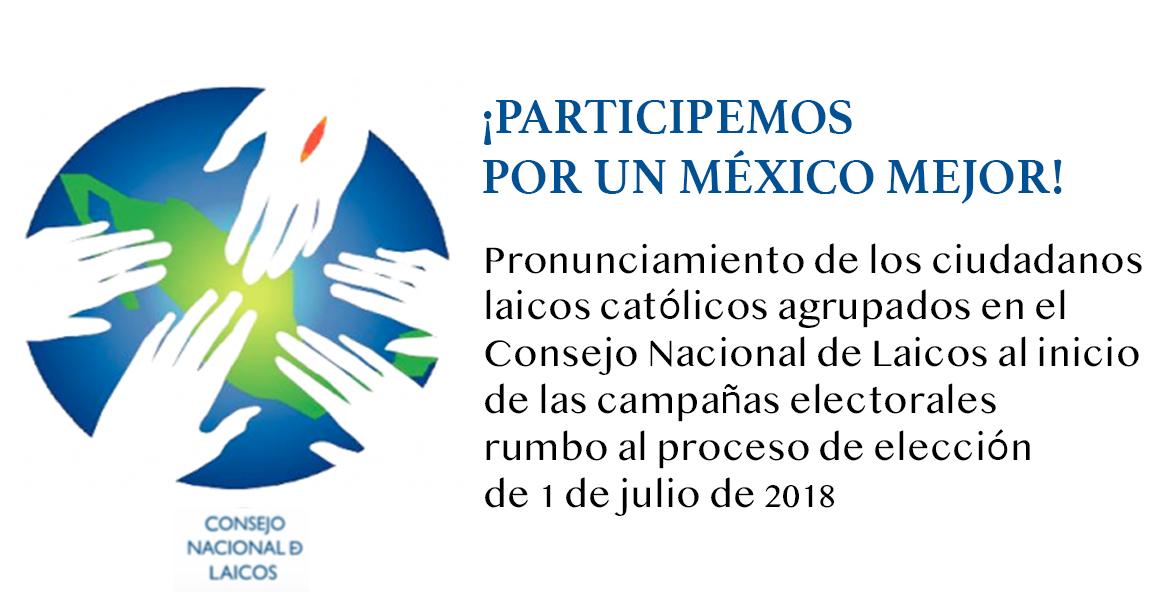 Participemos por un México mejor