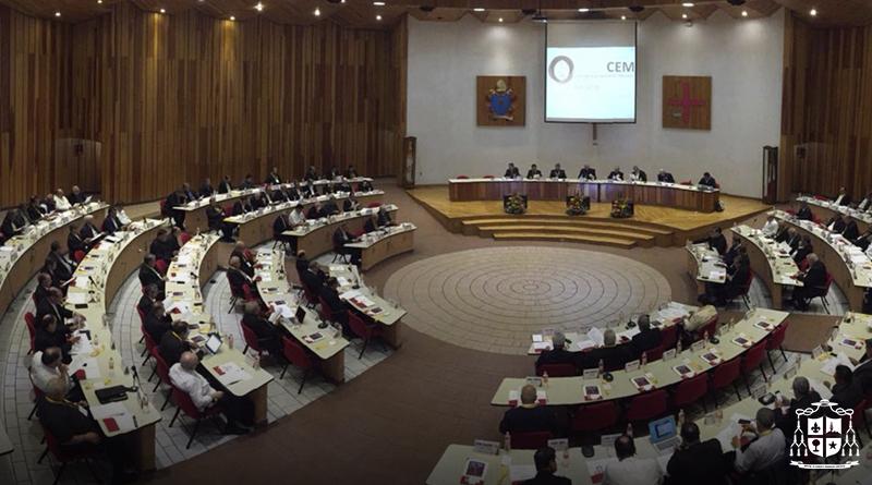 Mensaje de Apertura del presidente de la Conferencia del Episcopado Mexicano en la CVII Asamblea Plenaria