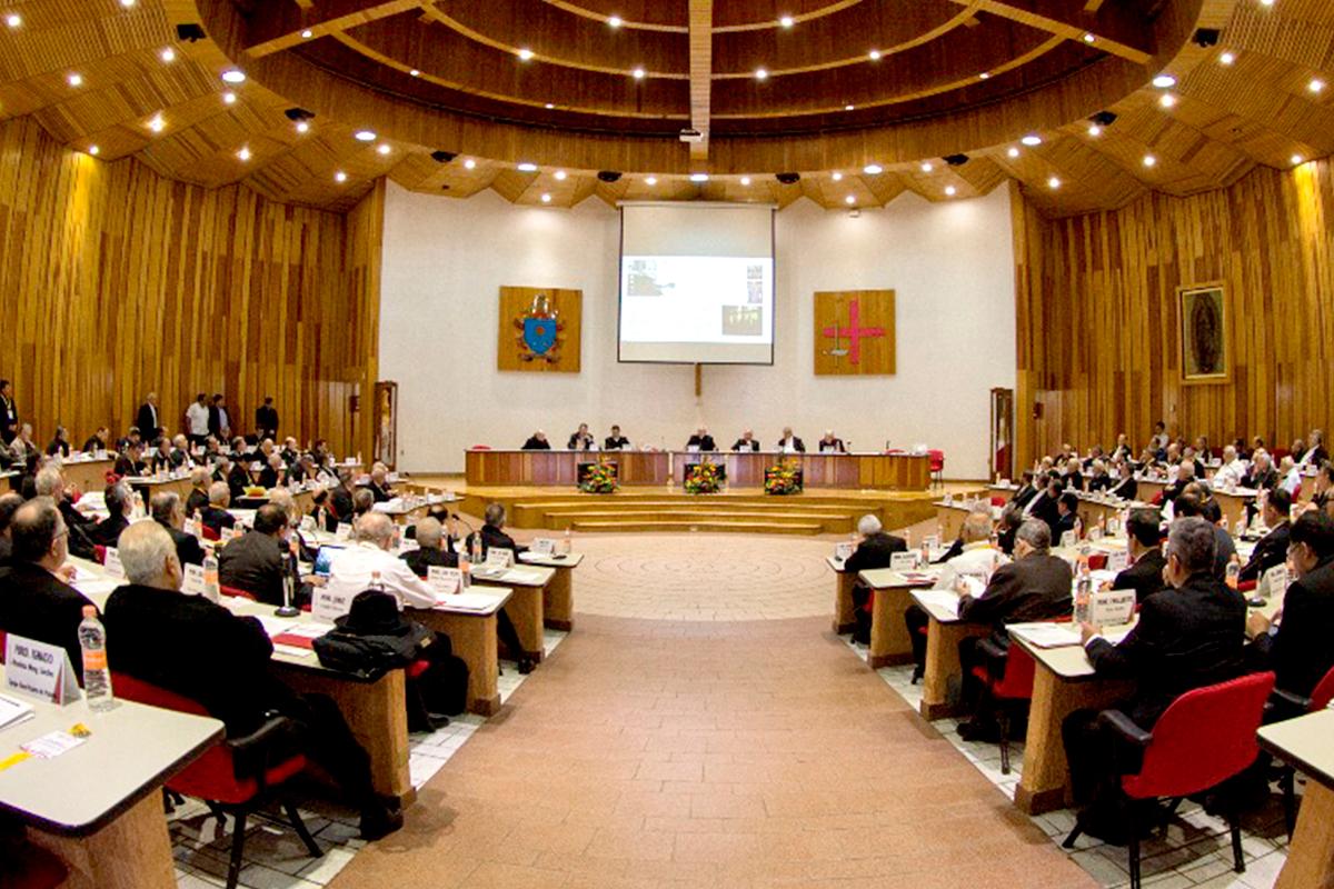 Mensaje a los candidatos a la presidencia de México durante el encuentro en la CV Asamblea Plenaria de la CEM