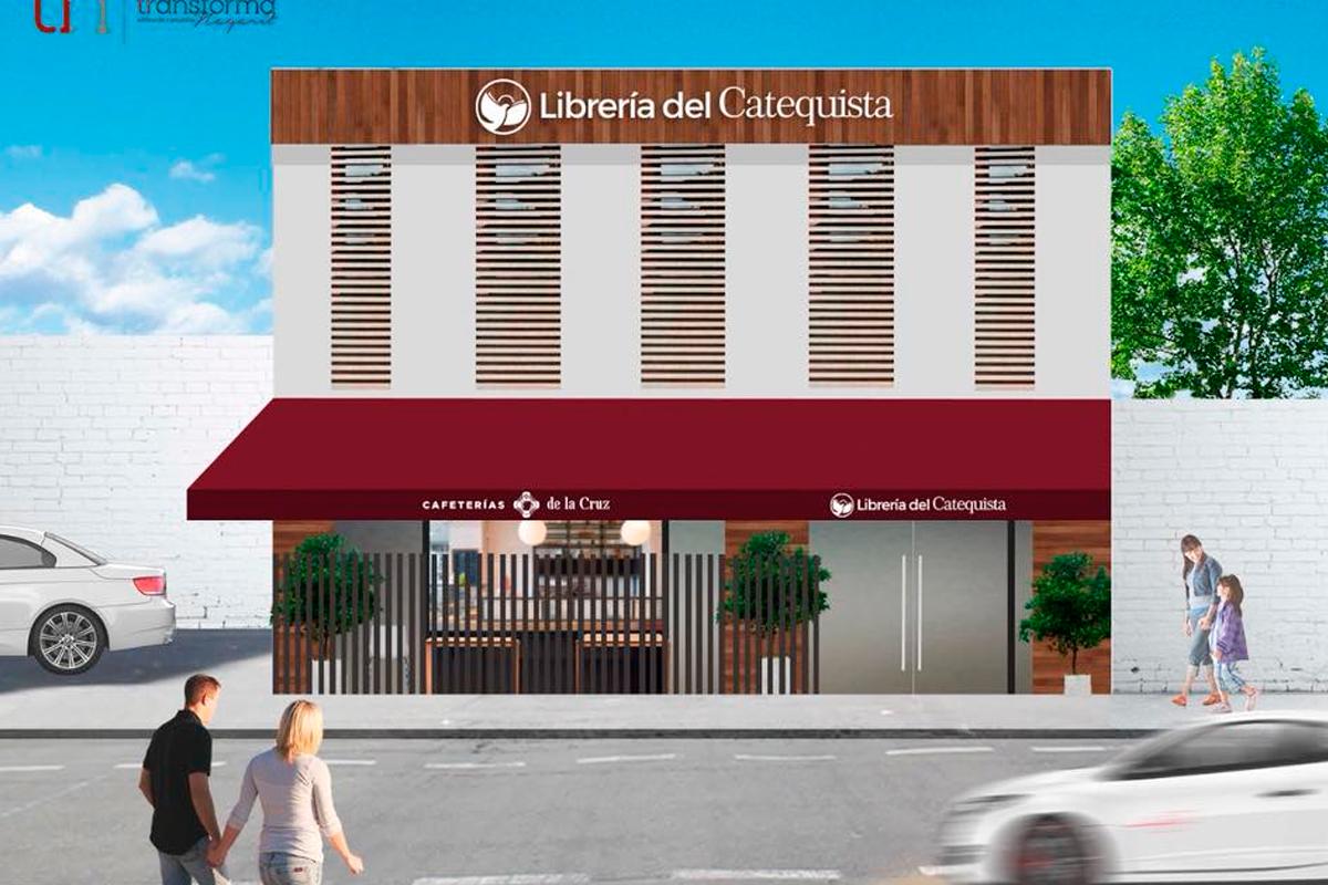 Inauguración de la Librería del Catequista