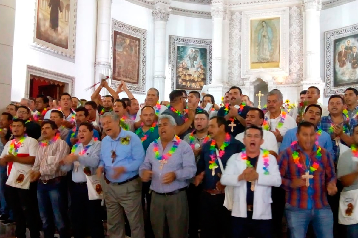 Encuentros Misioneros en Acaponeta, Nayarit.