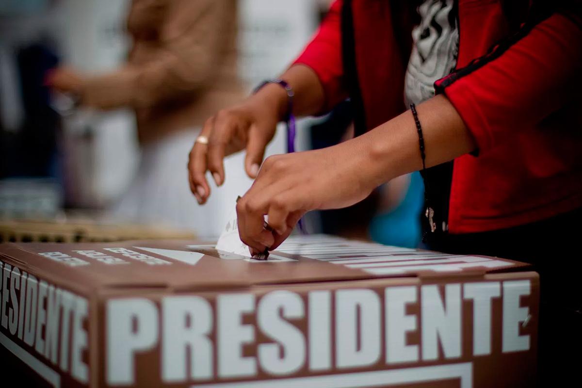 Oración para el proceso electoral 2018
