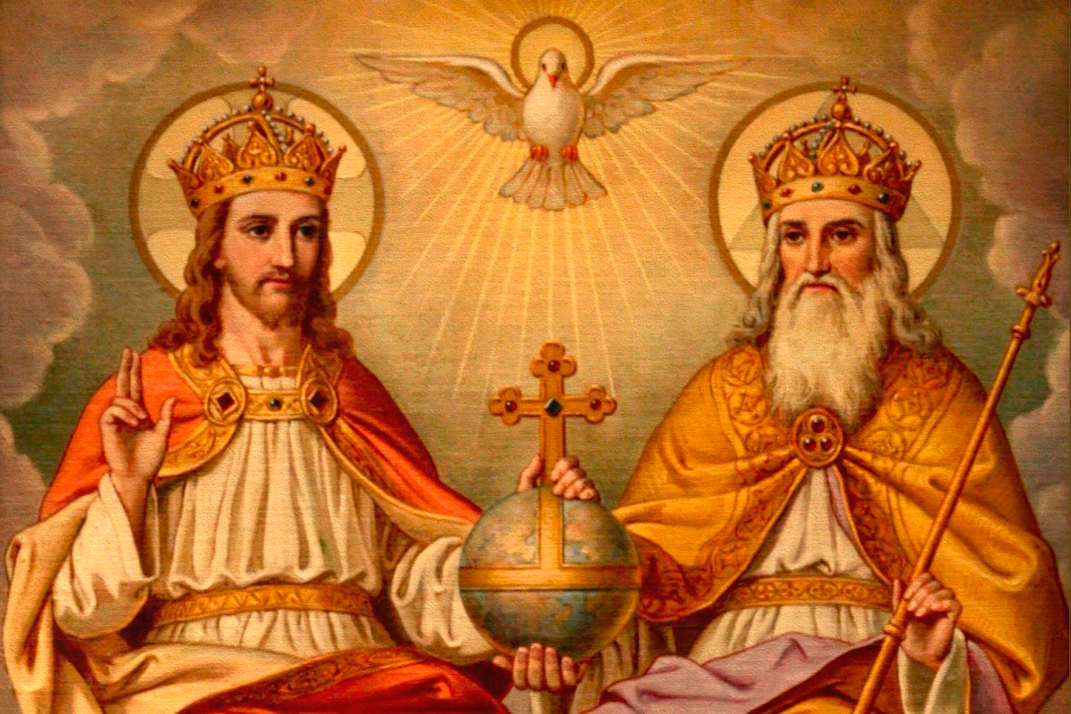 [Homilía] La Santísima Trinidad