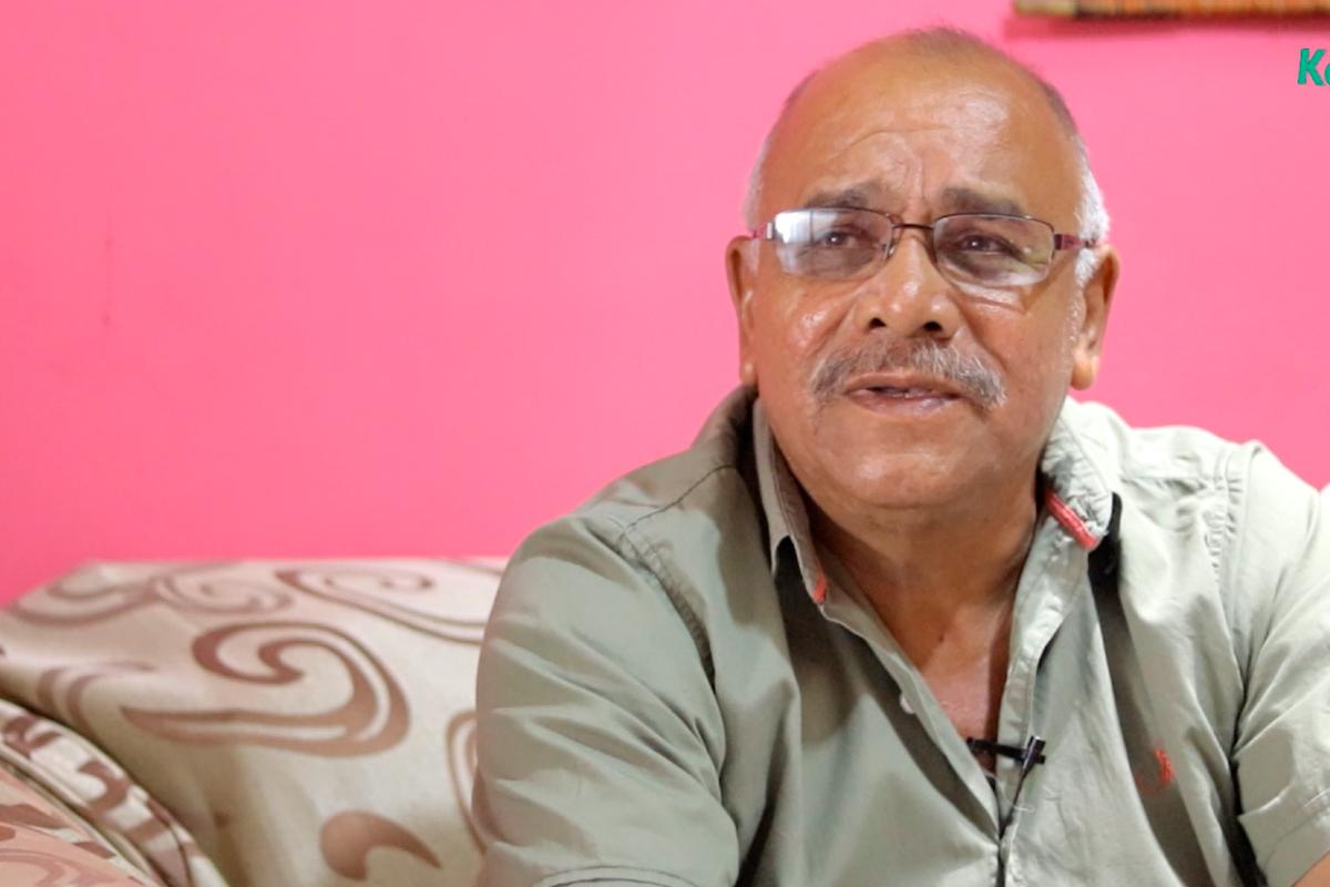 Conoce la Vocación de Juan Manuel Ríos al Diaconado Permanente