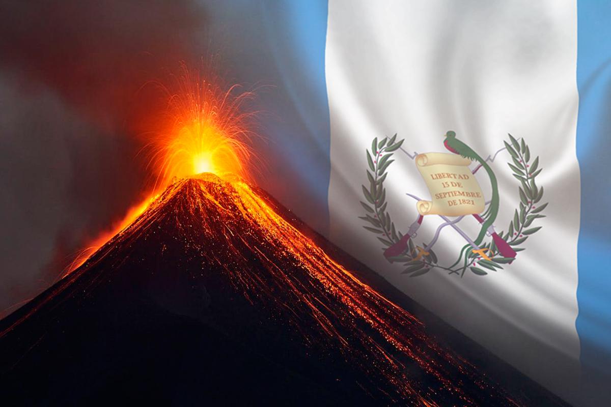 COMUNICADO: Emergencia por volcán de fuego en Guatemala