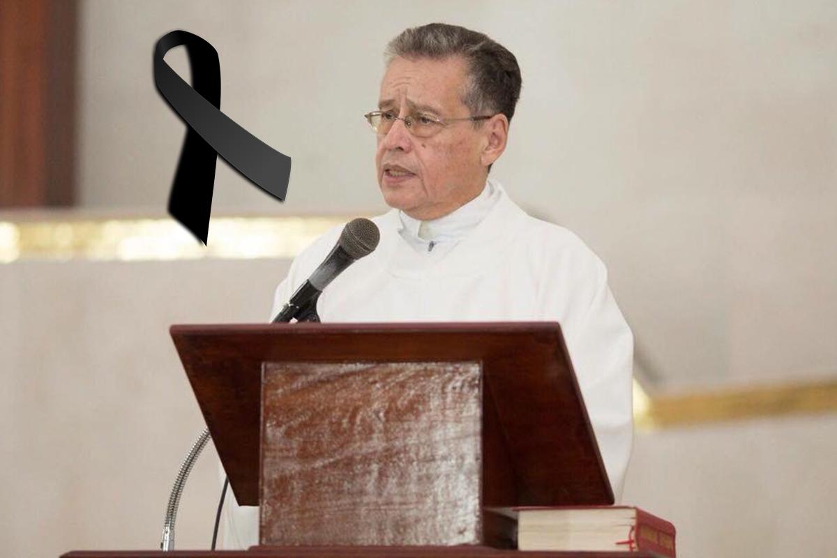 Falleció el Padre Manuel Olimón