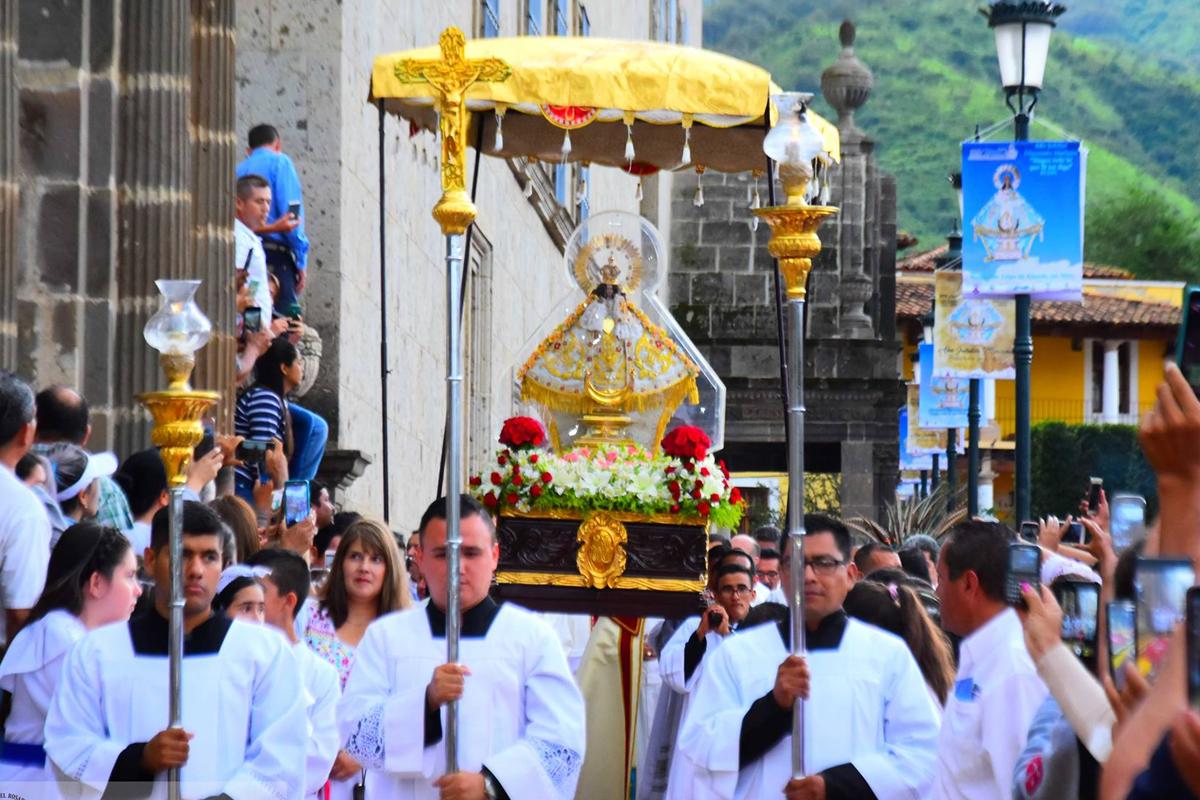 Apertura del Año Jubilar Mariano