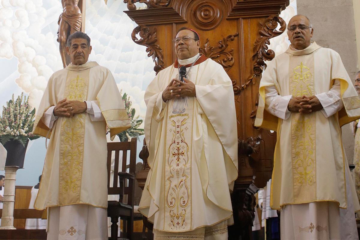 Inicia Visita Pastoral en la Diócesis de Tepic