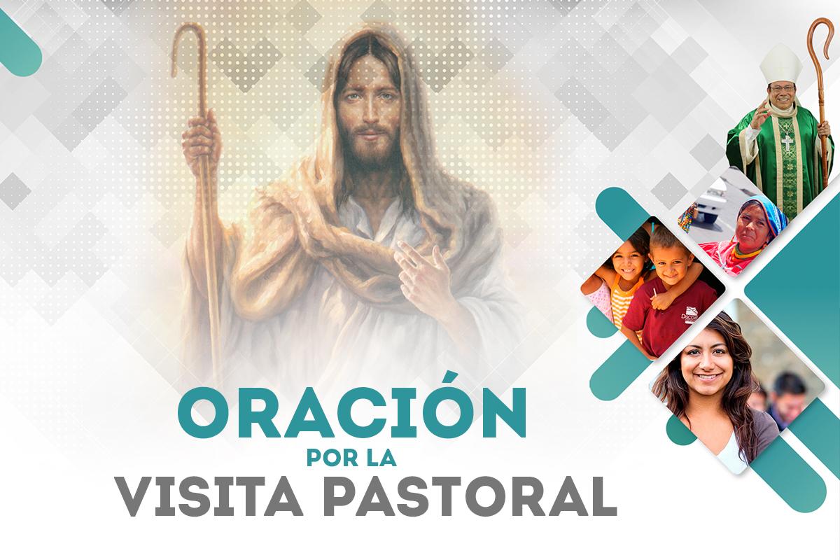 Oración por la Visita Pastoral