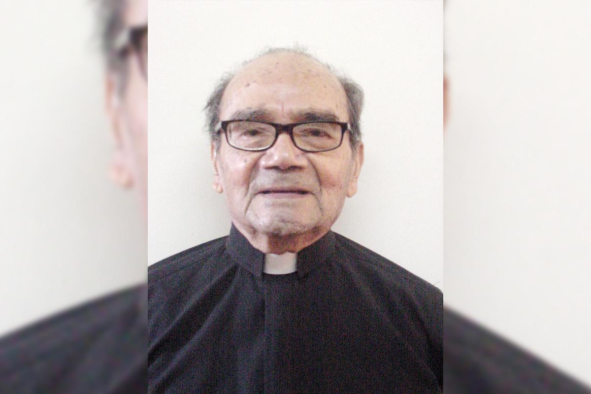 Presencia de Amigo | Padre Ricardo García Lepe Ayón