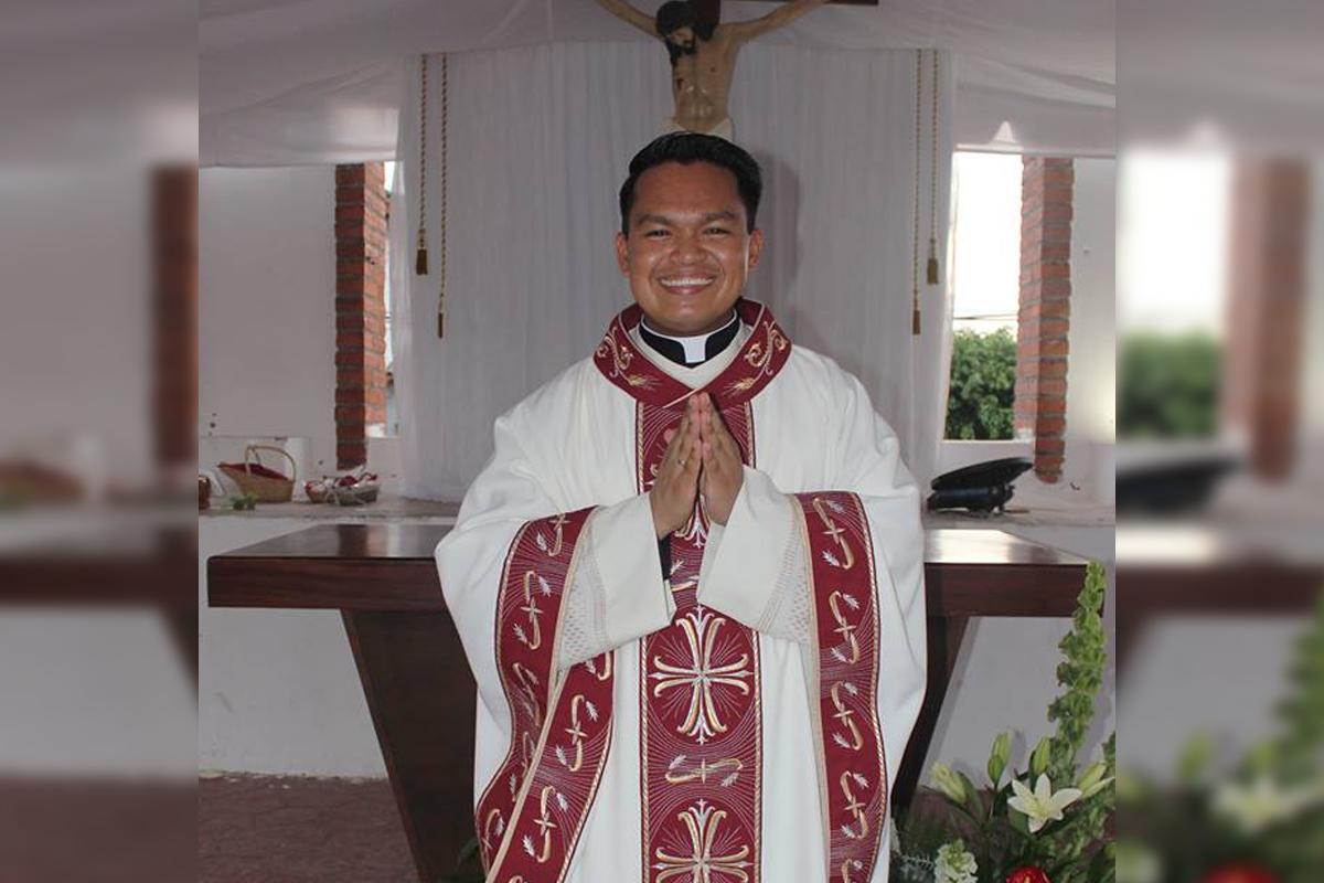 Ordenación sacerdotal | Leonardo Daniel Zavala Bonilla