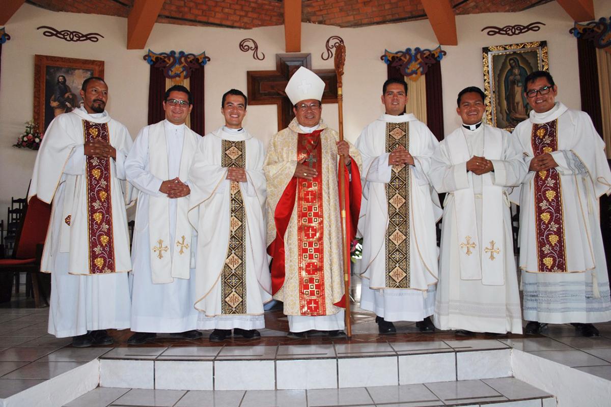 Dos nuevos sacerdotes y fiesta del Seminario Diocesano