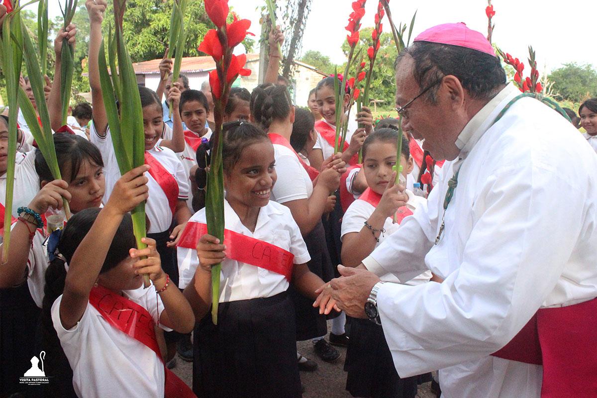 Visita Pastoral a San Felipe Aztatán, Nayarit