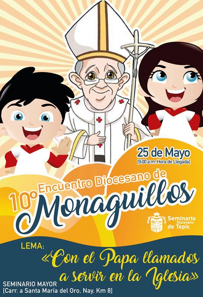 10º ENCUENTRO DIOCESANO DE MONAGUILLOS
