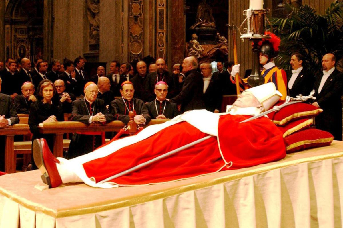 Hace catorce años fallecía el Papa Juan Pablo II